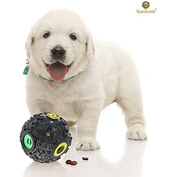 Pet Supplies Sungrow Interactive Treat Dispenser Dog Toy