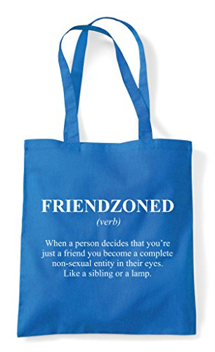 Bag Definition Not Shopper The Tote Dictionary Funny Friendzoned Alternative Sapphire In 8wqUAffOd