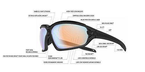 eyewear vario Pro Evo black matt Evil Eye adidas dxq0w1d