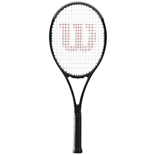 Wilson 2018 Pro Staff 97 CV (Countervail) Tennis Racquet - Quality String (4-1/8)