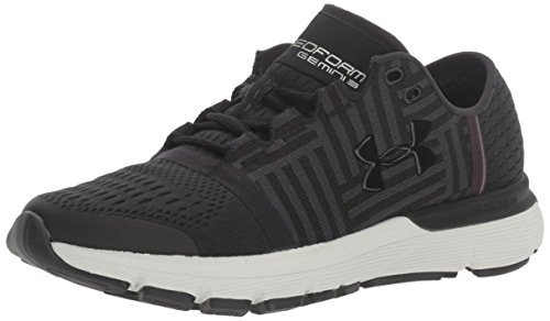 Gr 3 Armour Gemini Running Black Women's Under Shoe Gray glacier Speedform xgRUAFwOn