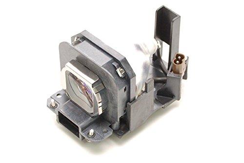 Beamerlampe ET-LAX100 für PANASONIC PT-AX100 PT-AX100E PT-AX100U PT-AX200 PT-AX200E PT-AX200U TH-AX100 Projektoren, Alda PQ® Lampenmodul mit Gehäuse