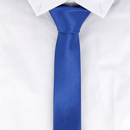 cravateSlim Corbata Estrecha Azul Rey: Amazon.es: Ropa y accesorios