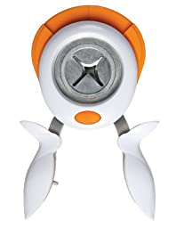 Fiskars Well Rounded 3-in-1 Corner Squeeze Punch (158520-1001)