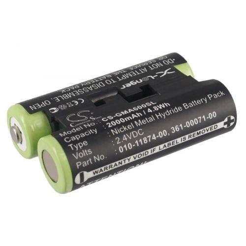 2000mAh 010-11874-00 Battery for Garmin Oregon 600, 600T, 650, 650T, Montana 600T Camo