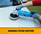 Wild Edge Polisher, 7 Inch 11 Amp Variable Speed