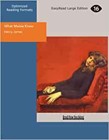 what maisie knew henry james pdf