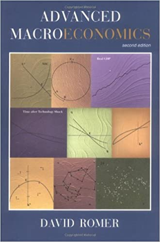 david romer advanced macroeconomics 4th edition solutions pdf
