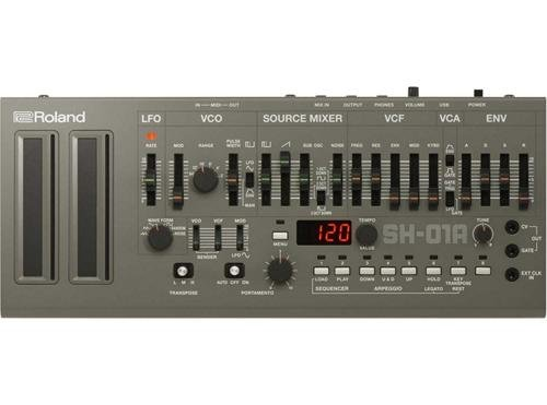 Roland Sound Equipment (Roland SH-01A Sound Module)
