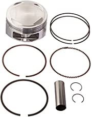 Wiseco 4606M08700 87.00mm 10:1 Compression 416cc Motorcycle Piston Kit
