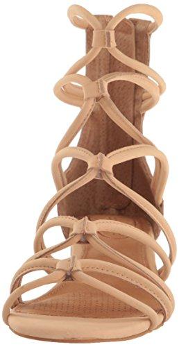 Corso Como Jenkins de la mujer Heeled Sandal Nude