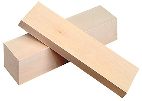 Basswood Carving Block (Midwest Products 4422 Micro-Cut Quality Basswood Block, 2 by 4 by 12-Inch)