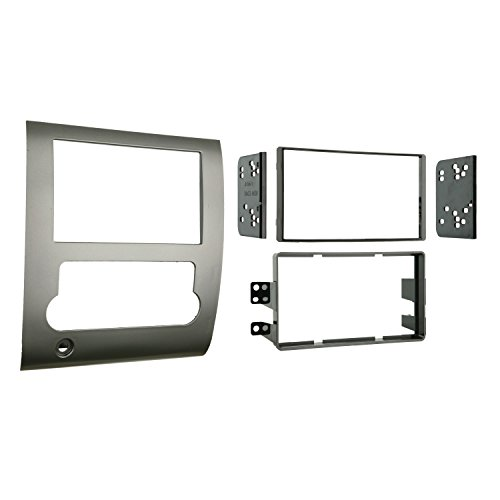 Metra 95-7424 Double DIN Installation Kit for 2008-Up Nissan Titan Vehicles (Nissan Stereo Installation)