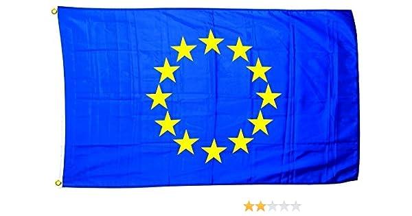 MM Europa 12 Estrellas Nuevo FahnenMax – Bandera, Resistente a la ...