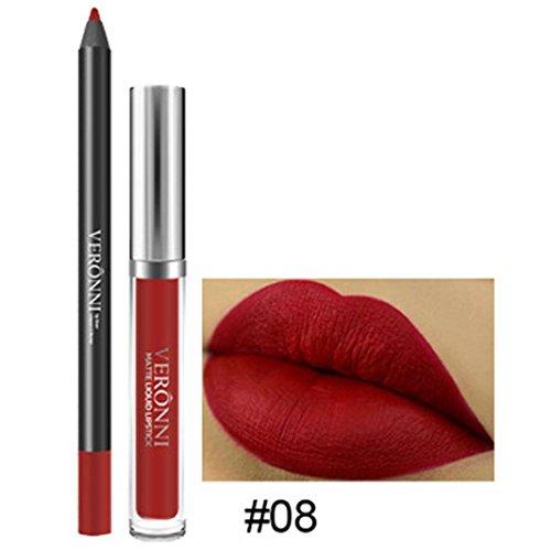 Buy drugstore red liquid lipstick