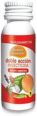 Insecticida-acaricida doble accion Tau-Fluvalinato 10% 15CC