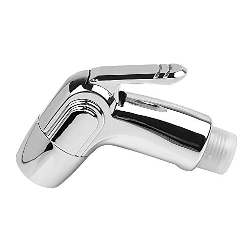 "70%OFF ImexHub New 7/8""Brass T-adapter Handheld Bidet Toilet Shattaf Kit Sprayer Wall Bracket set"