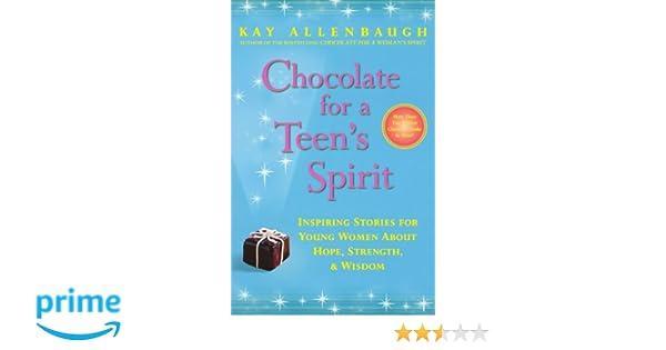 chocolate for a teen s spirit allenbaugh kay