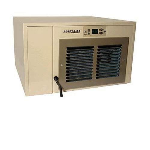 - Breezaire WKCE-1060 Compact Wine Cellar Cooling Unit with Digital Temperature Di