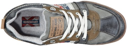 Mustang Sneaker - Zapatillas para hombre, color gris 002, talla 47