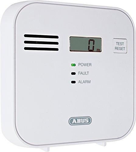 41bf0znRdrL ABUS Kohlenmonoxid-Warnmelder COWM300 CO-Melder   LCD-Display inkl. CO-Konzentration   7 Jahre Sensor   Prüftaste   bis…