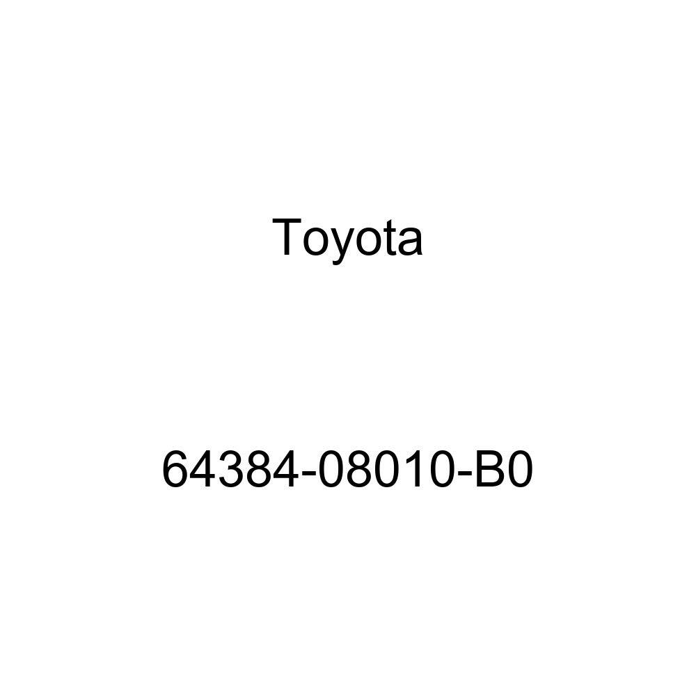Toyota 64384-08010-B0 Speaker Grille