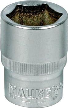 Maurer 2105680 cl/é /à douille 1//2 6 pans 24 mm