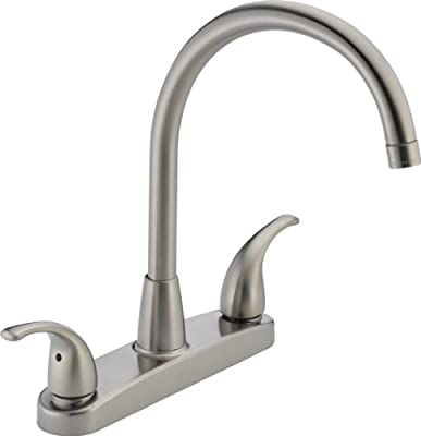 Peerless Choice Two Handle Kitchen Faucet