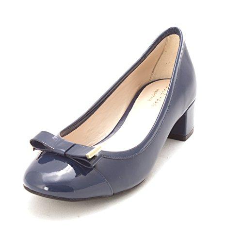 Pumps Womens Classic Marine Blue Toe 14A4131S Cap Cole Haan 65xYaqxO