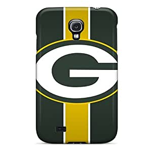 Cases Covers For Galaxy S4 Strong Protect Cases - Green Bay Packers Design