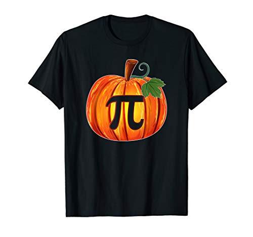 (Funny Pumpkin Pi Halloween Costume Math Teacher Gift T)