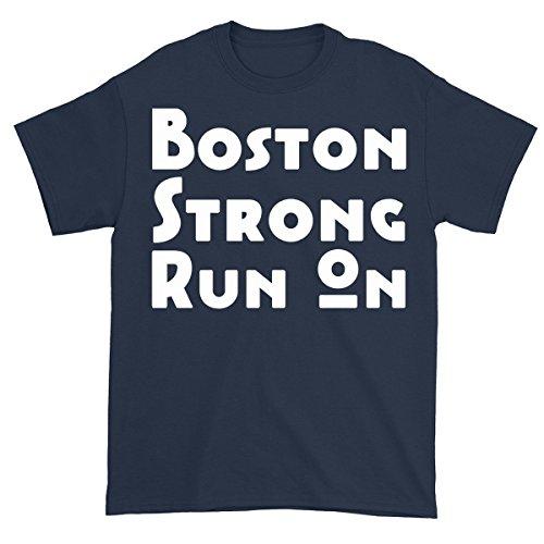 DoozyGifts99 Boston Strong Marathon Run On - Runners Gift (Nav Man Gps)