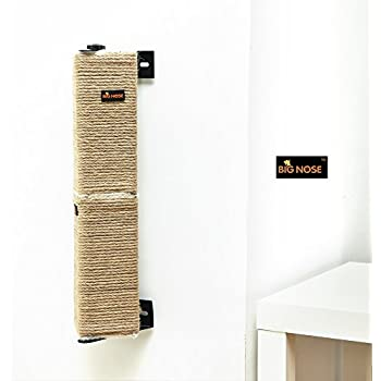 Bignose - Cat Scratcher Wall Mounted Premium Triangle Scratching Post
