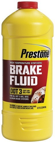 Prestone As401 32 Oz Synthetic Brake Fluid by PRESTON PRODUCTS CORPORATION