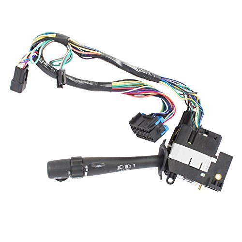 Turn Signal Switch Cruise Control Windshield Wiper & Brights Lever Replacement for Impala Monte Carlo 88964580 AutoAndArt