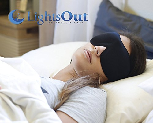 LightsOut REM Sleep Mask Lightweight product image