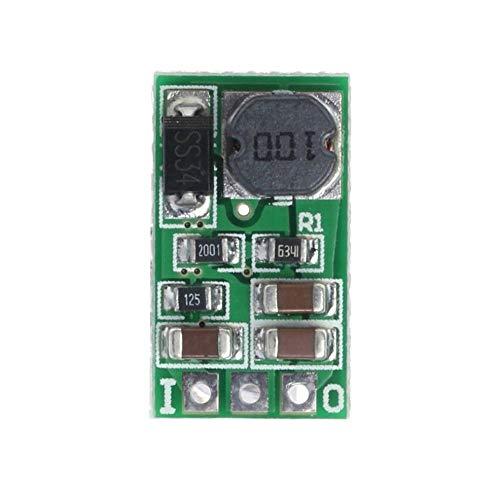 3,7 V 3,3 V 7,5 V 6 V Mini 1A DC-DC-Abw/ärtswandlermodul mit Abw/ärtswandler von 5-40 V auf 3 V 12 V Gr/ün 5 V 9 V Spannungsregler
