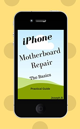 iPhone motherboard repair: The basics (Kindle Motherboard)