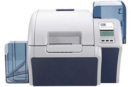 ZXP Series 8, Retransfer Printer, Single Sided, USB and Ethernet
