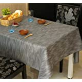 European-style Joker waterproof polyester and linen table cloth tablecloth , gray , 140*200