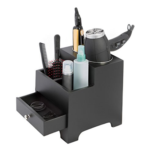 Richards Homewares Black Compartment Organizer product image