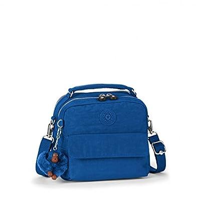 Kipling Candy Handbag Convertible To Backpack Cold Blue Handbags