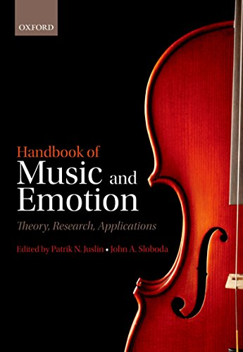 Handbook of Music and Emotion: Theory, Research, Applications Pdf