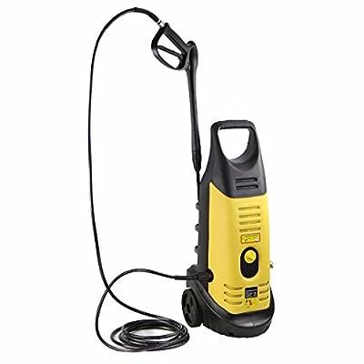 3000 PSI Electric High Pressure Washer 2000 Watt Heavy Duty Jet Sprayer
