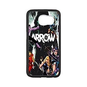Green Arrow Customize Unique Rubber Silicone Cell phones case for Samsung galaxy s6 Case Tpu Back Cover