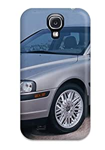 Hot CySmoRt6882NVrPB Volvo S80 14 Tpu Case Cover Compatible With Galaxy S4