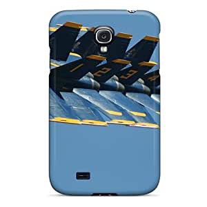 BretPrice JOp1453zQnr Case Cover Skin For Galaxy S4 (blue Angels) by supermalls