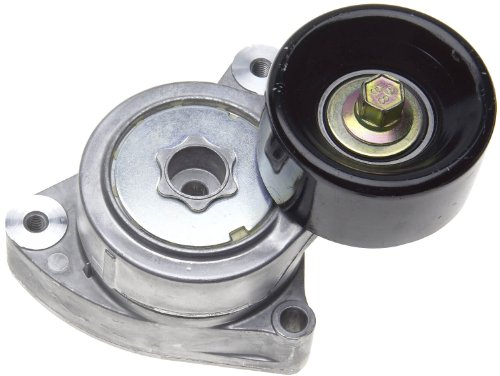 ACDelco 38278 Professional Automatic Belt Tensioner and Pulley Assembly - Tensioner Pulley Assembly