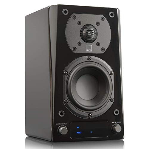 SVS Prime Wireless Speaker (Piano Black Gloss)