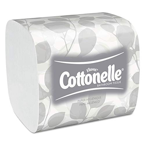 Scott 48280 Control Hygienic Bath Tissue, 2-Ply, 250 per Pack (Case of 36 Packs) (Renewed)